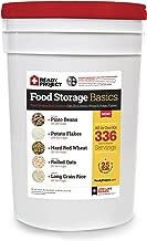 Food Storage Basics Supply Bucket - 336 Servings