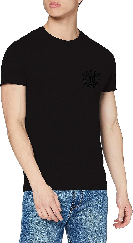 新着 Superdry Black T-Shirt ☆正規品新品未使用品 Out