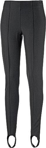 Maier Sports Pantalon de Ski Sonja, noir, 72