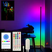 CYBEAR Smart LED Floor Lamp - NextGEN Tuya Smarthome Control - Designed for Gamers and Streamers - Ambient Mood Lighting R...