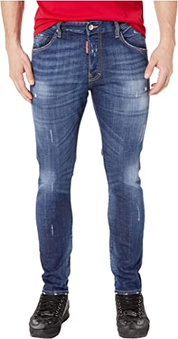 Skater Jeans in Basic Garden Wash
