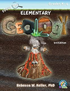 Focus On Elementary Geology Student Textbook 3rd Edition (so
