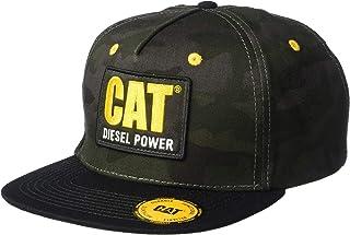 Men's Diesel Power Flat Bill Cap, Night camo, One
