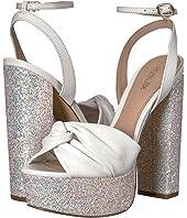 Rachel Zoe - Claudette Glitter Platform Sandal