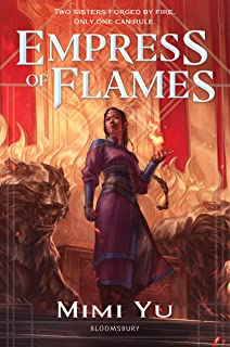 Empress of Flames (The Girl King)