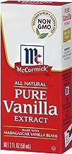 McCormick All Natural Pure Vanilla Extract, 2 fl oz