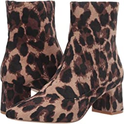 Tan Leopard Fabric
