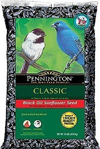 Pennington Classic Sunflower Oil Seed for Feeding