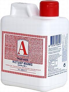 Soy Sauce   A Trade Mark   Ketjap Manis No. 1 500ml   Peso
