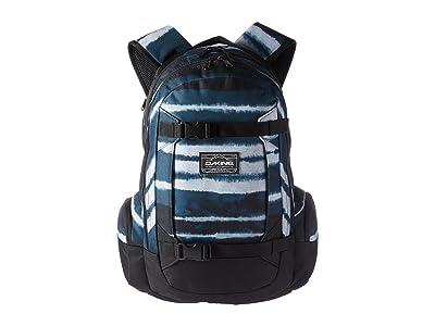 Dakine Mission Backpack 25L (Resin Stripe) Backpack Bags