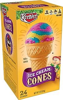 KeeblerCones,Ice Cream Cups, 3 oz (24 Count)