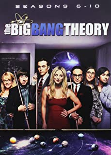Big Bang Theory, The: S6-10 (5PK/DVD)