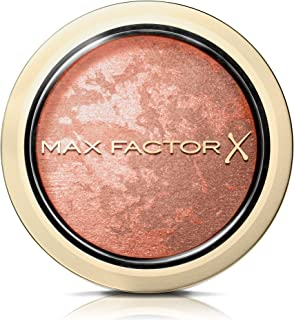 Max Factor Creme Puff, Powder Blush, 25 Alluring Rose, 1.5 g
