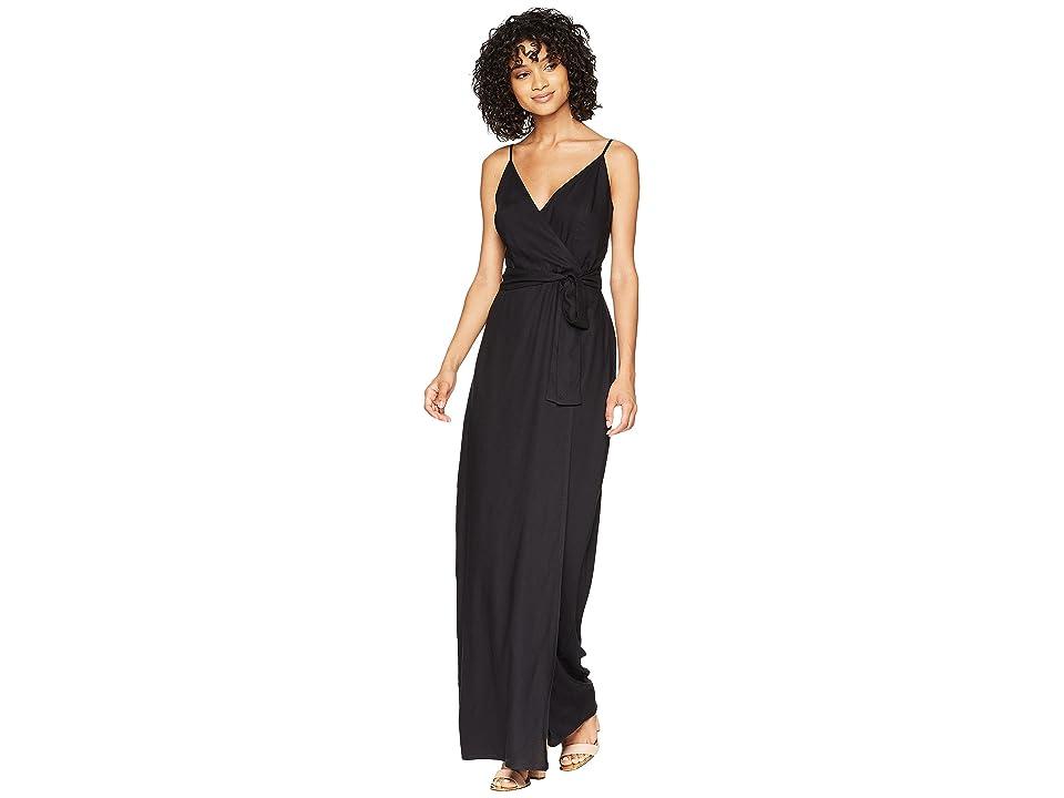 Paige Regina Maxi Dress (Black 1) Women