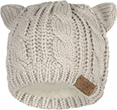 beanie leather tag