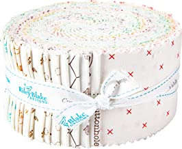 Riley-Blake Designs Bee Backgrounds Rollie Pollie, 40pcs (RP-9940-40)