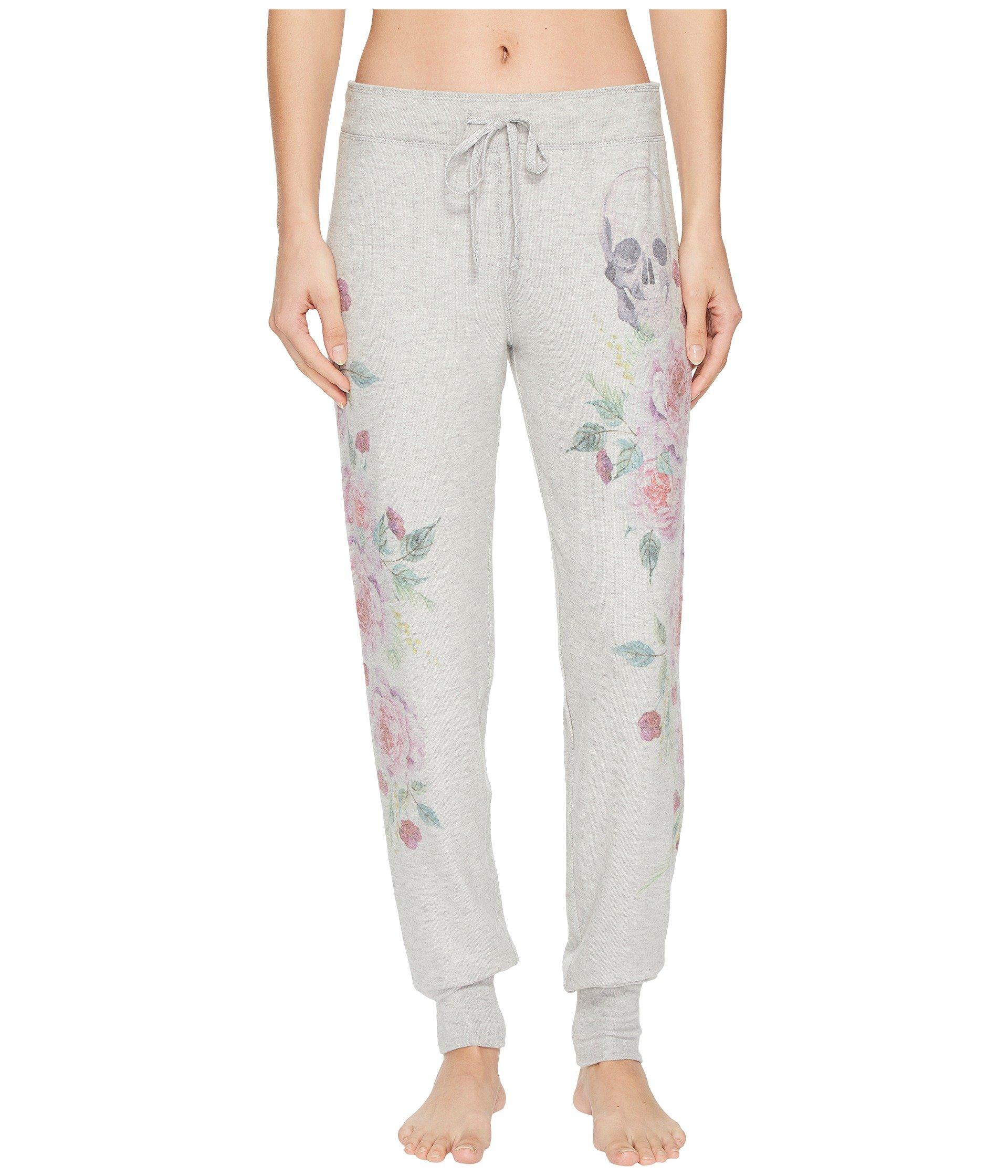 Pantalón de Pijama para Mujer P.J. Salvage Skulls and Roses Jogger  + P.J. Salvage en VeoyCompro.net
