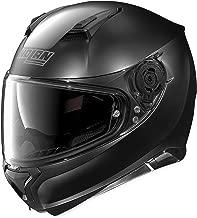 Nolan Unisex Adult N87 Flat Black Full Face Helmet N875270330101