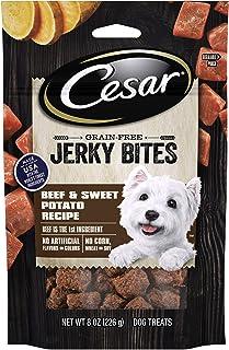 Cesar Meaty and Jerky Dog Treats