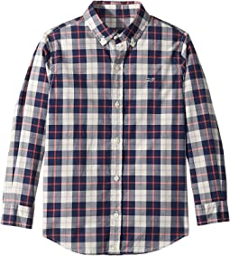 Riverbank Poplin Shirt (Toddler/Little Kids/Big Kids)