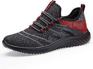 VVQI Scarpe da Corsa Uomo Donna Sneaker Scarpe Sportive Moda Scarpe Casual Traspiranti Leggere