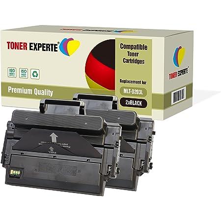 2 Er Pack Toner Experte Premium Toner Kompatibel Zu Mlt D203l Für Samsung Proxpress Sl M3320 M3320nd Sl M3370 M3370fd M3370fw Sl M3820 M3820nd M3820dw Sl M3870 M3870fw Sl M4020 Sl M4070 M4070fr Bürobedarf Schreibwaren