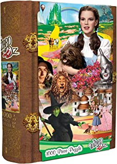 MasterPieces Wizard of Oz 2017 Book Box Assortment Puzzle, 1000-Piece