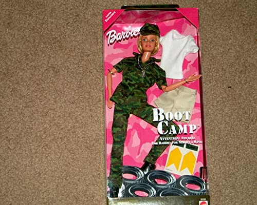 Stiefel Camp Barbie  26586 (1999 Edition) by Mattel