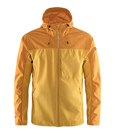 Fjallraven Abisko Midsummer Jacket (Ochre/Golden Yellow) Men