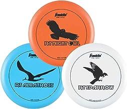 Franklin Sports Disc Golf – 3 Disc Pro Set