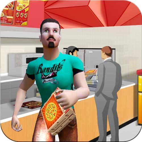 Grand Pizza Run Delivery: Rush Delivery 3D