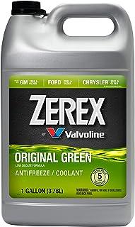 Best Zerex Original Green Antifreeze/Coolant 1 GA Review