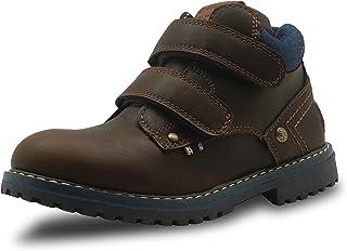 Apakowa Autumn Winter Boys Martin Boots (Toddler/Little Kid/Big Kid)