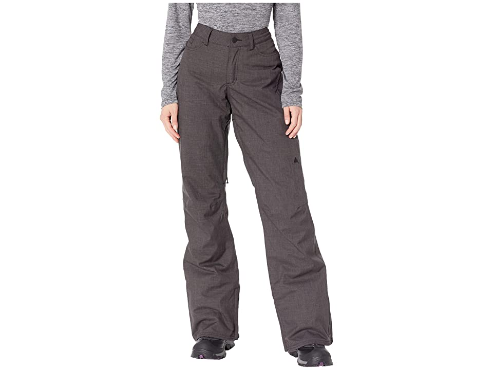Burton Fly Pant (True Black Heather) Women