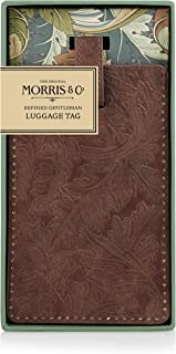 Morris & Co FG7324 Luggage Lock, Brown, 8 Centimeters Wide & 14 Centimeters high