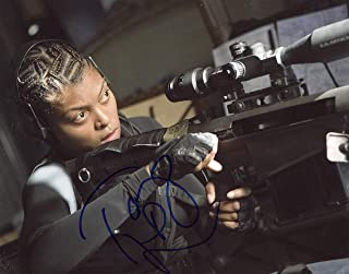 "Taraji P. Henson""Smokin` Aces"" AUTOGRAPH Signed 8x10 Photo ACOA"