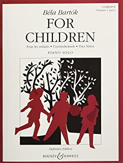 For Children: Complete: Volumes 1 & 2, Combined