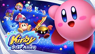 Best Kirby Star Allies - Nintendo Switch Review