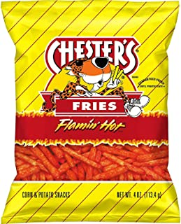 A Product of Chester's Flamin' Hot Fries (4 oz. ea., 20 ct.)