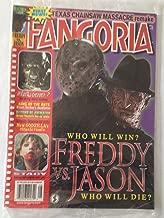 FANGORIA Magazine August 2003 No. 225 (Texas chainsaw massacre remake, Jeepers Creepers, Godzilla, Stacy, Freddy Vs. Jason)