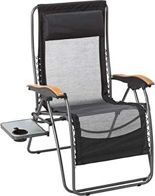 Amazon Com Deluxe Big Amp Tall Outdoor Recliner Fully