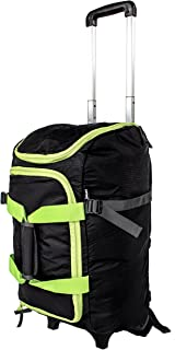 dbest products 01-688 Smart Backpack, Black/Green