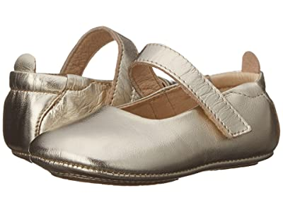 Old Soles Gabrielle (Infant/Toddler) (Gold) Girls Shoes
