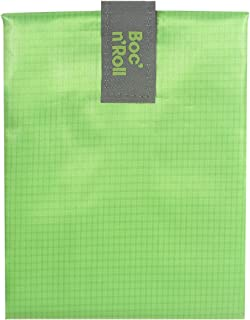 Boc'n'Roll Square Series - Green, is a foodwrap & ecofriendlywrap, reusablefoodwrap or ecowrap to wrap for food