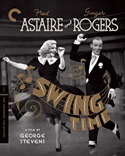 Swing Time (The Criterion Collection) [Blu-ray]