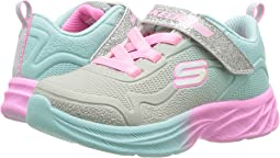 Sublimated Ombre Mesh Sneaker w/ Gore & Strap (Toddler)