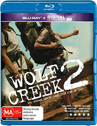 Wolf Creek 2 BD