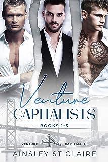 Venture Capitalist: Romance Series (3-Book Box Set): Books 1-3: Forbidden Love, Promise, Desire