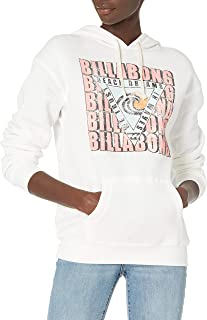 BILLABONG Women's Pullover Hoodie Sweatshirt