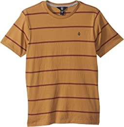 Randall Crew Short Sleeve Shirt (Big Kids)